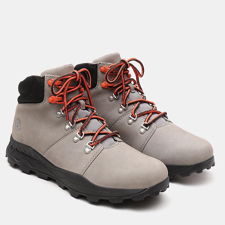 Chaussure de randonnée Brooklyn pour homme en gris-