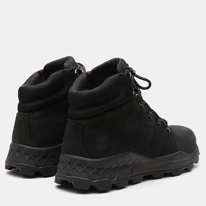 Chaussure de randonnée Brooklyn pour homme en noir-