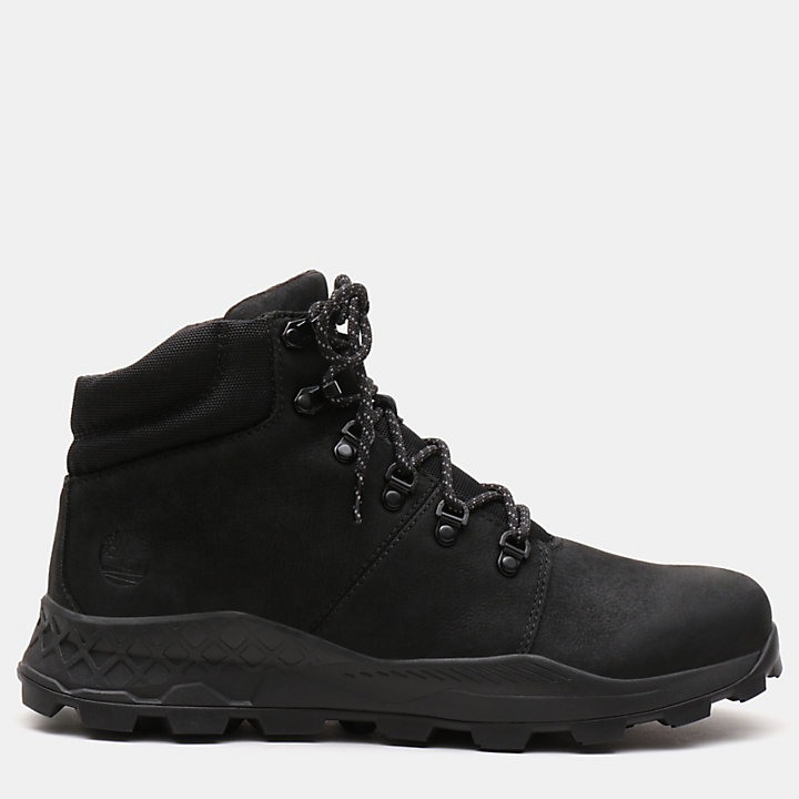 Brooklyn Low Hiker for Men in Black-