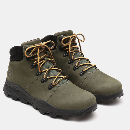Brooklyn Hiker for Men in Green | Timberland