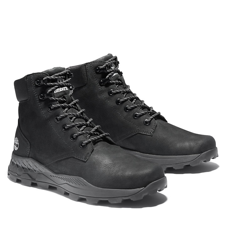 Brooklyn 6 Inch Boot for Men in Black-