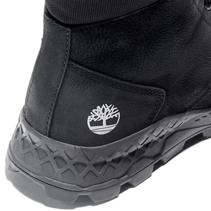 Scarponcino da Uomo Brooklyn 6 Inch in colore nero-