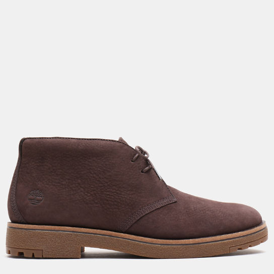 Folk Gentleman Chukka for Men in Dark Brown | Timberland