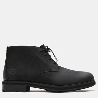 Windbucks+Chukka+for+Men+in+Black