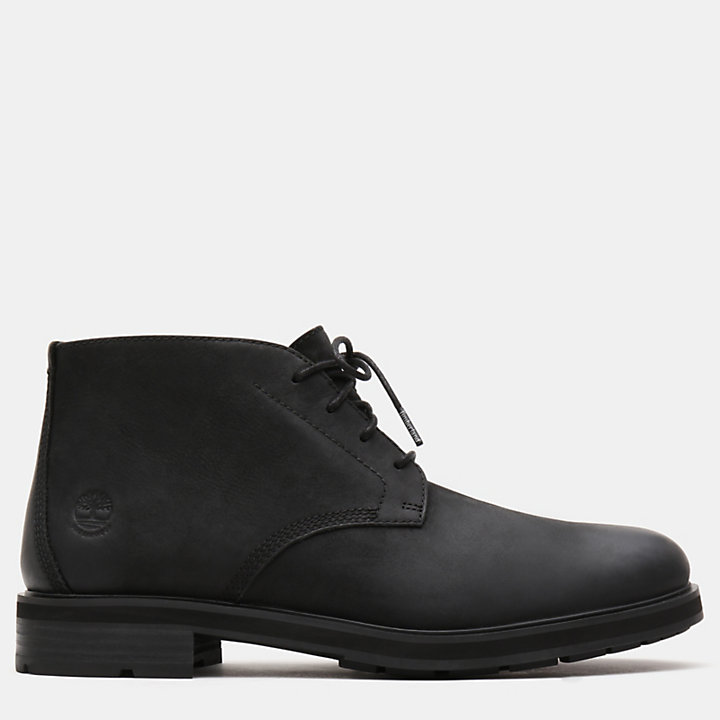Chukka Windbucks para Hombre en color negro-
