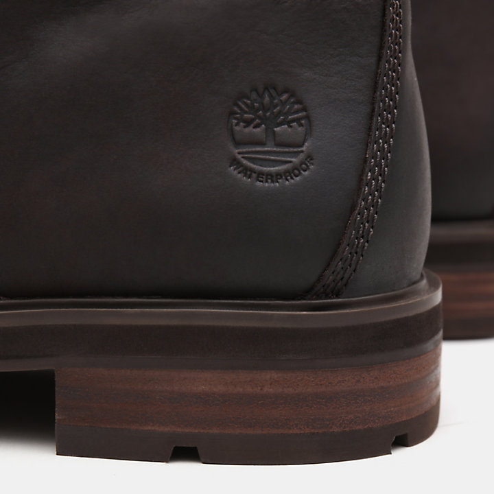 Chukka da Uomo Windbucks in marrone-