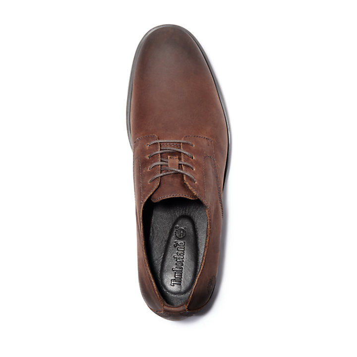 Windbucks Oxfords für Herren in Braun-