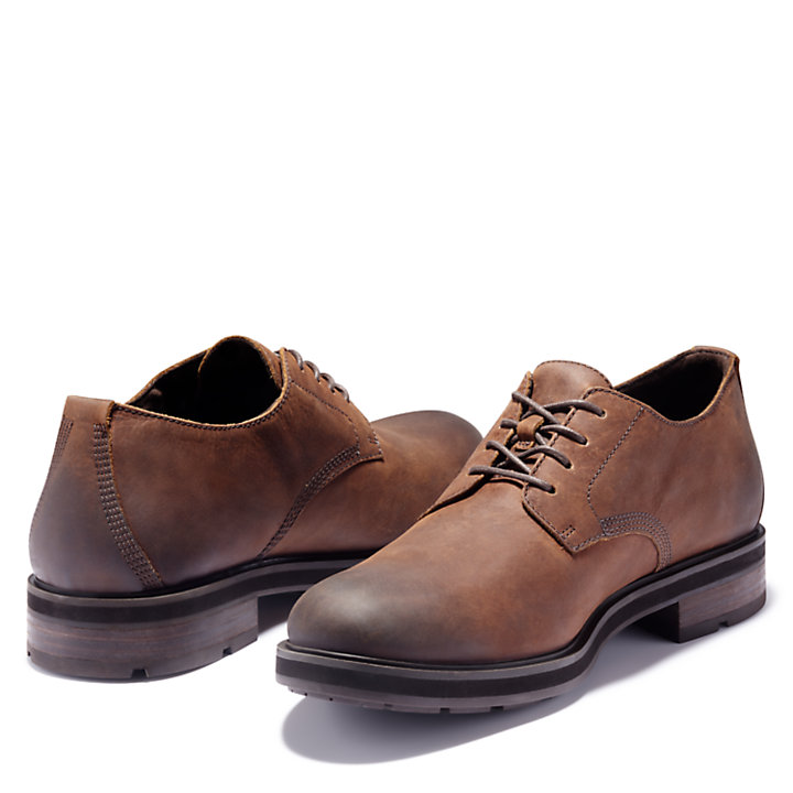 Windbucks Oxford for Men in Brown-