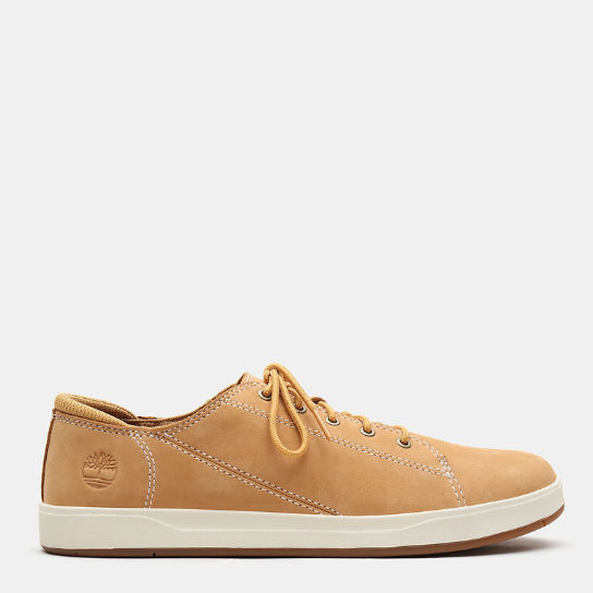 Davis Square Oxford voor Juniors in geel | Timberland