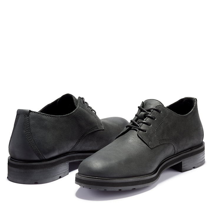 Oxford Windbucks para Hombre en color negro-