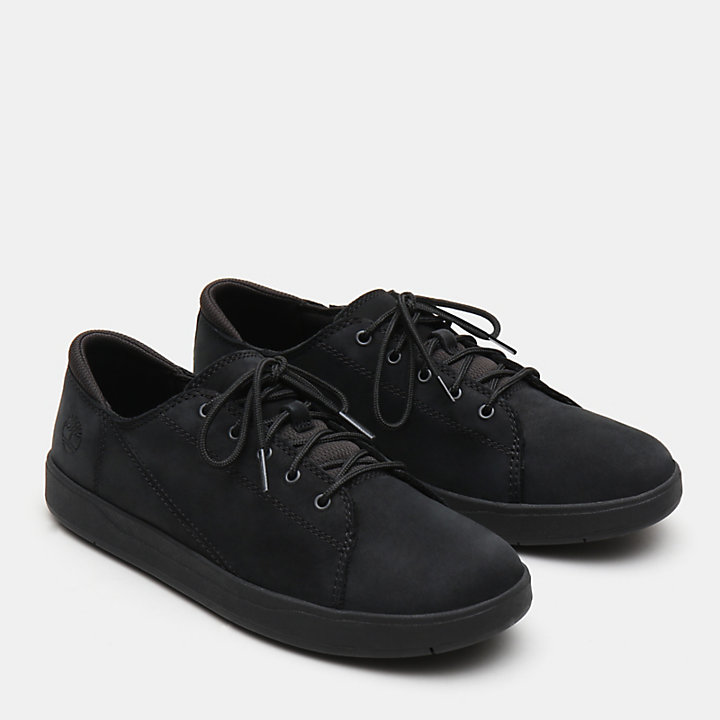 Oxford Davis Square junior en noir-