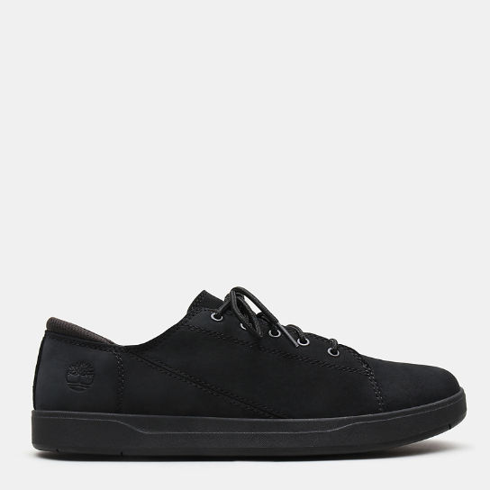 Oxford Davis Square junior en noir | Timberland