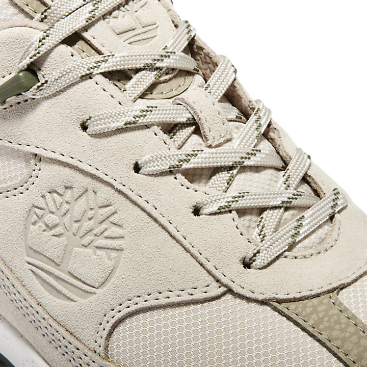 Field Trekker Sneaker for Men in Beige-