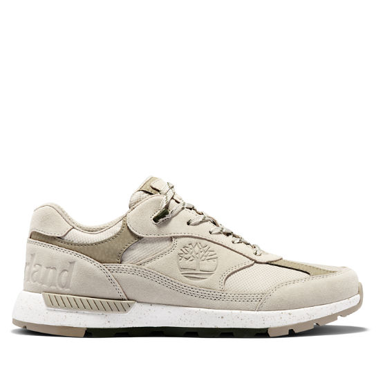 Field Trekker Sneaker for Men in Beige | Timberland