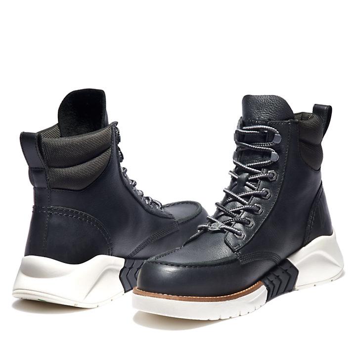 MTCR Mocassin Toe Boot for Men in Black-