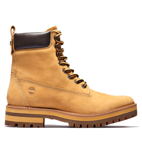 Courma Guy Winter Boot for Men in Yellow | Timberland