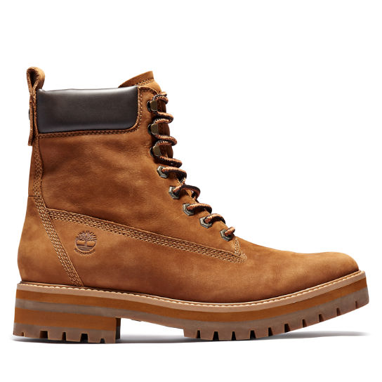 Courma Guy Boot for Men in Light Brown | Timberland
