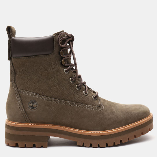 Courma Guy Boot for Men in Green | Timberland