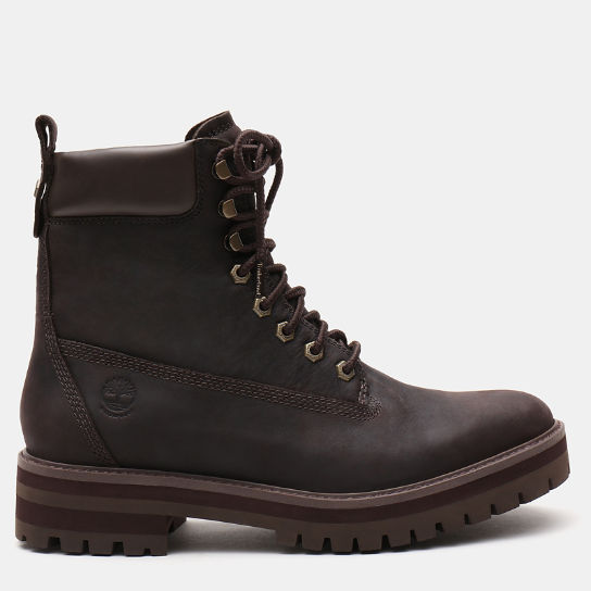 Courma Guy Winter Boot for Men in Dark Brown | Timberland