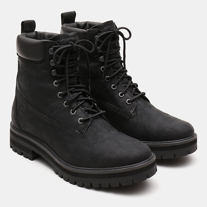 Courma Guy Winter Boot for Men in Black-