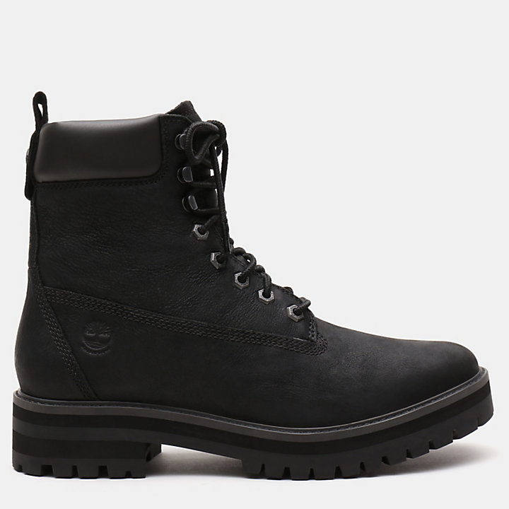 Bota Courma Guy para Hombre en color negro-