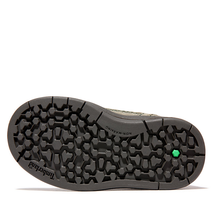 Davis Square Mid Hiker for Toddler in Green-