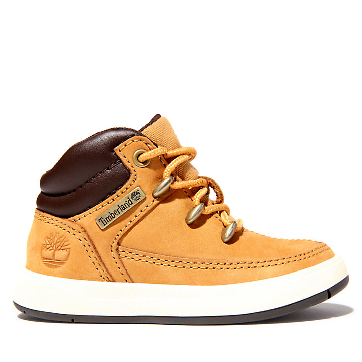 Davis Square Mid Hiker for Toddler in Yellow-