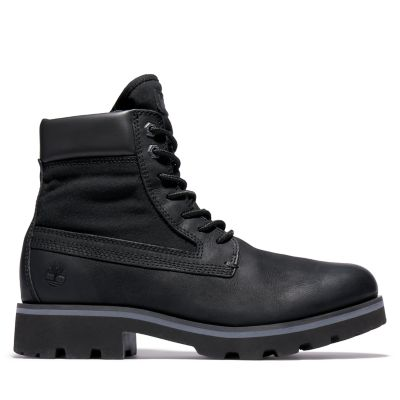 Raw+Tribe+6+Inch+Boot+for+Men+in+Black