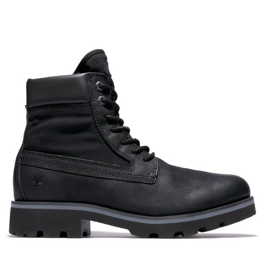 Raw Tribe 6 Inch Boot for Men in Black | Timberland
