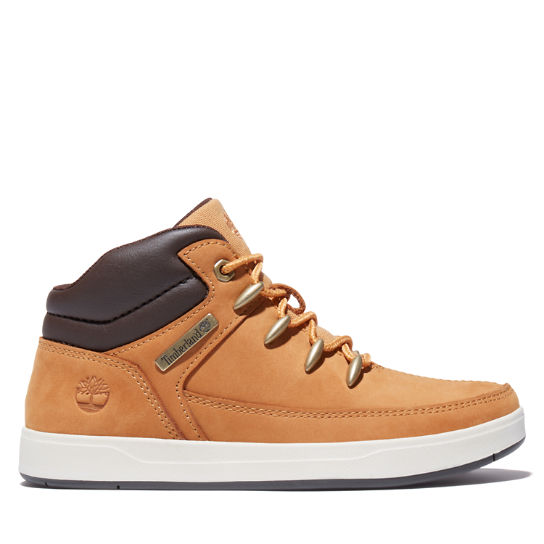 Davis Square Hiker voor Juniors in geel | Timberland