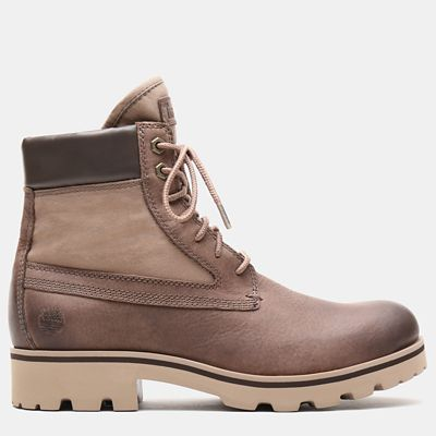 Raw+Tribe+6+Inch+Boot+voor+Heren+in+beige
