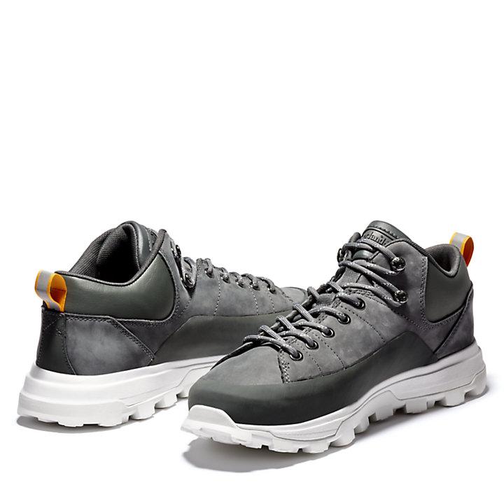 Treeline Low Hiker for Men in Grey-