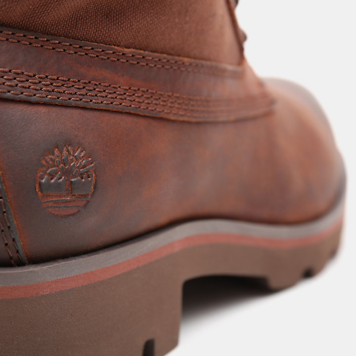 Raw Tribe 6 Inch Boot for Men in Brown-