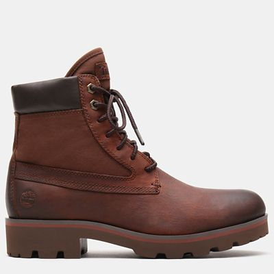 6-Inch+Boot+Raw+Tribe+pour+homme+en+marron