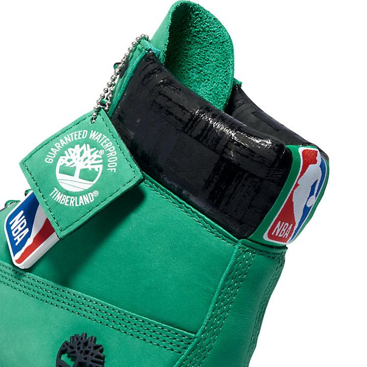 Bota 6 Inch Premium para Hombre en verde-
