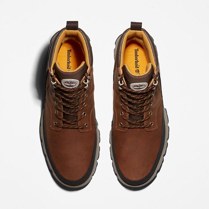 GreenStride™ TBL® Originals Ultra Waterproof Boot for Men in Light Brown-