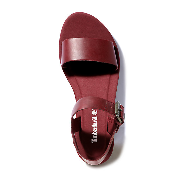 Lottie Lou Sandal for Women in Burgundy-