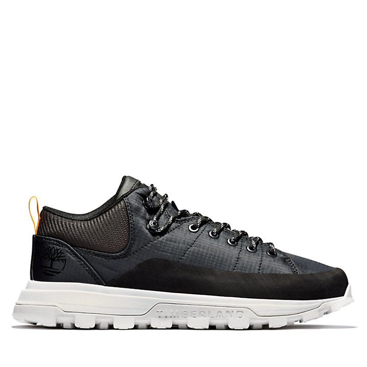 National Geographic x Timberland® Treeline Sneaker for Men in Black-