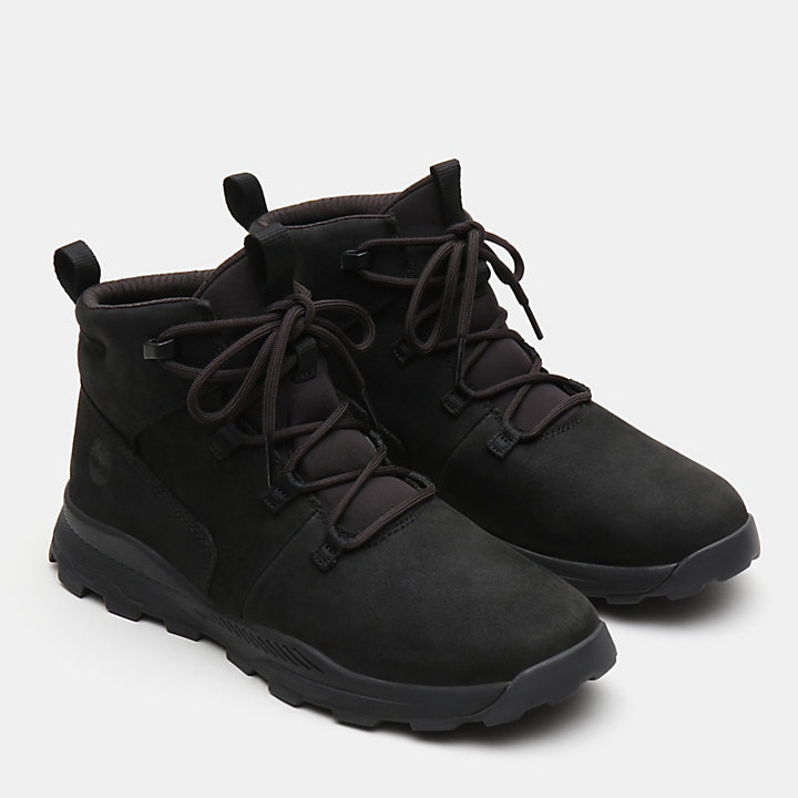 Brooklyn Alpine Chukka for Junior in Black-
