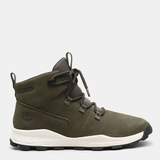 Brooklyn Alpine Chukka voor Juniors in groen | Timberland