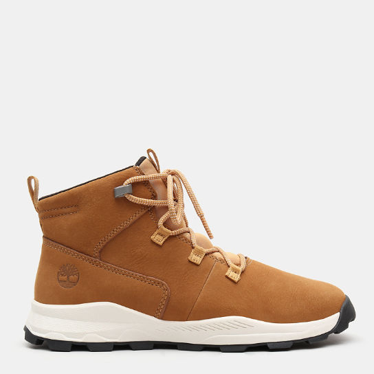 Brooklyn Alpine Chukka voor Juniors in geel | Timberland