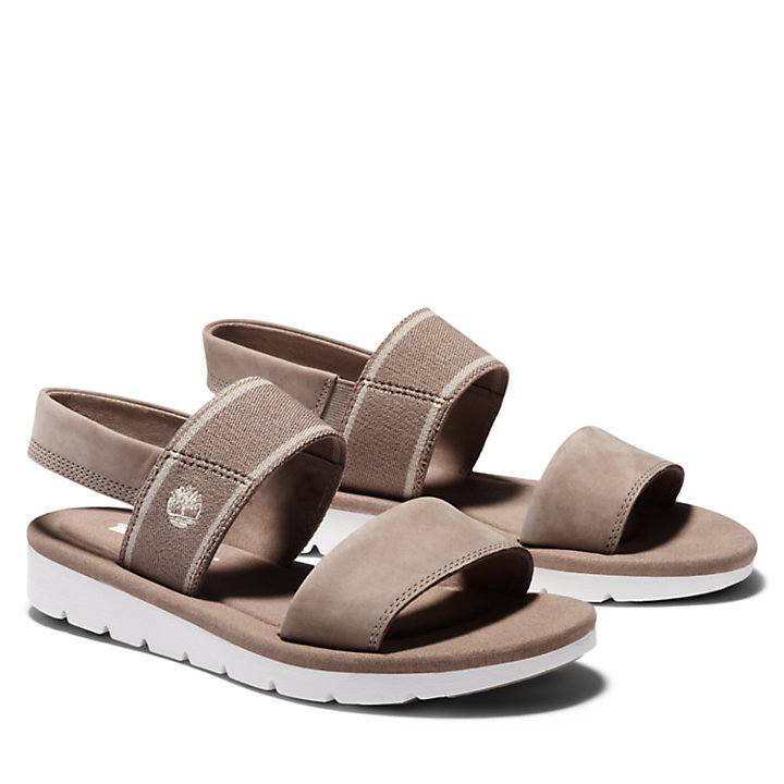 Lottie Lou Sandal for Women in Greige-