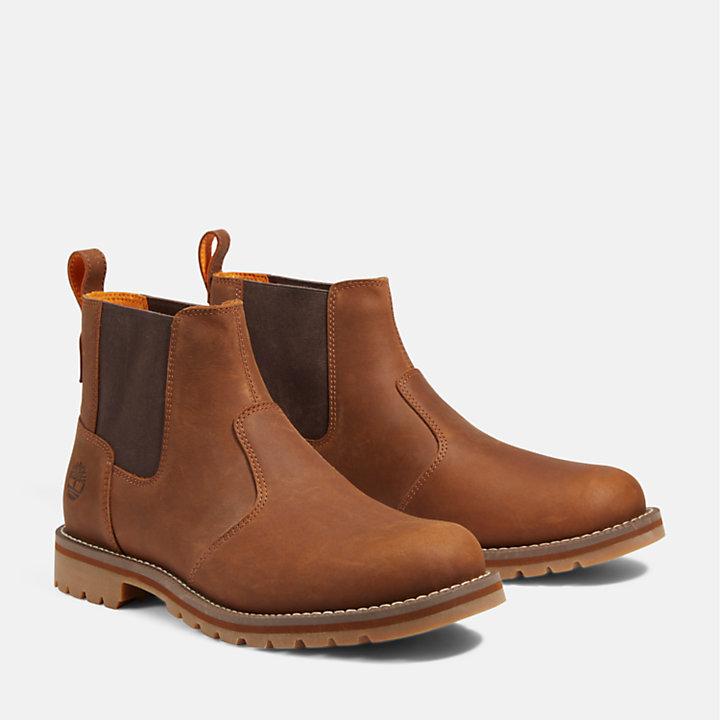 Redwood Falls Chelsea-Stiefel für Herren in Braun-