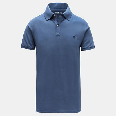 Millers+River+Slim+Polo+Shirt+for+Men+in+Blue