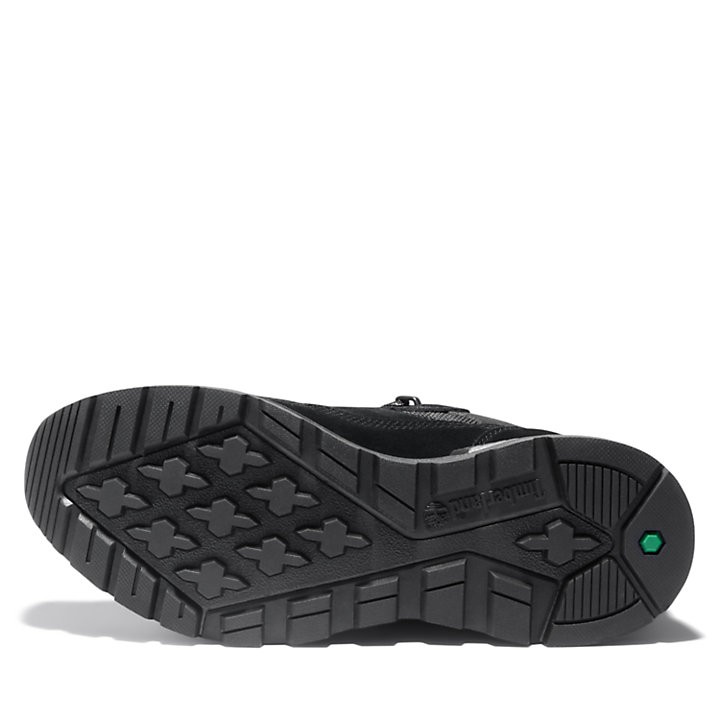 Field Trekker Sneaker for Men in Black-