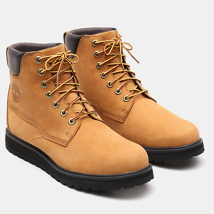 6-inch Boot Richmond Ridge pour homme en jaune-
