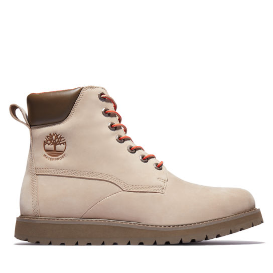 "Scarponcino da Uomo Richmond Ridge 6"" in beige 