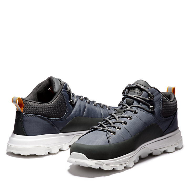 National Geographic x Timberland® Treeline Sneaker for Men in Dark Grey-