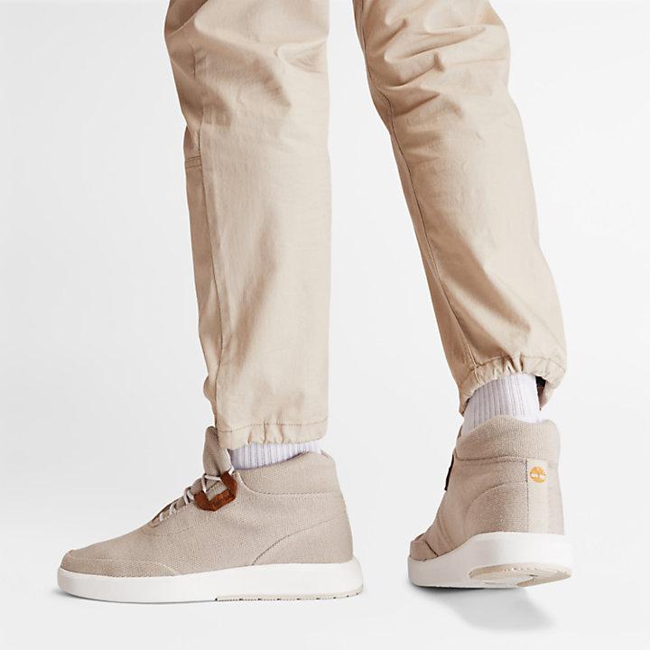 TrueCloud™ EK+ Chukka for Men in White-