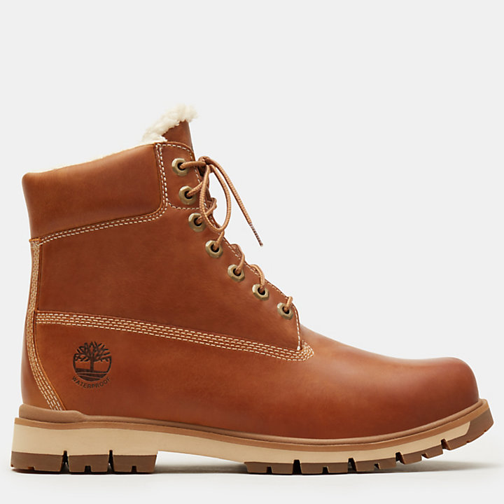 bottine jaune timberland